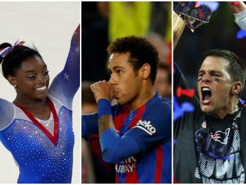 Simone Biles, Neymar y Tom Brady, entre las 100 personas más influyentes del mundo para la revista 'Time'