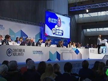 Congreso del PP en Cantabria
