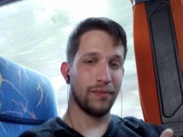 Sergio Moreno, el joven que busca a 'la chica del tranvía'