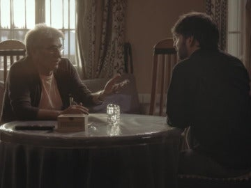 Jordi Évole entrevista a Miguel Montes Neiro