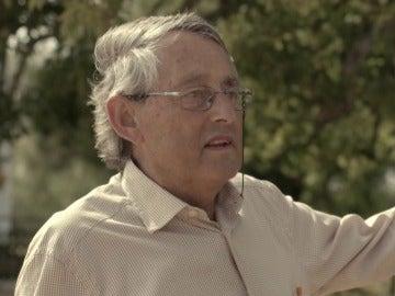 Miguel Delibes de Castro con Jordi Évole