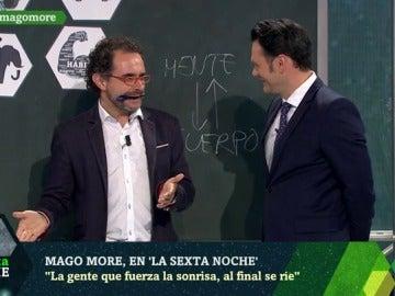 El Mago More en laSexta Noche