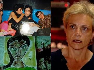 Tesa Arranz, musa de La Movida madrileña