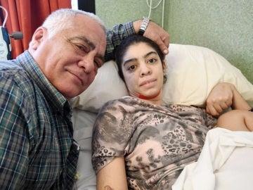 Berenice Conte, la joven tras la operación