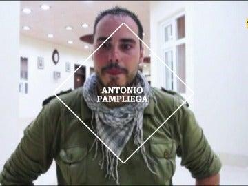 Antonio Pampliega en laSexta Noche