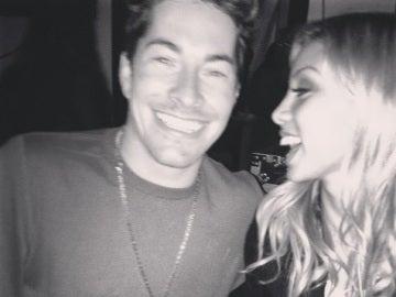 Nicky Hayden y su novia, Jackie Marin