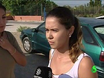 Trabajadora del psiquiátrico en el que está Noelia de Mingo
