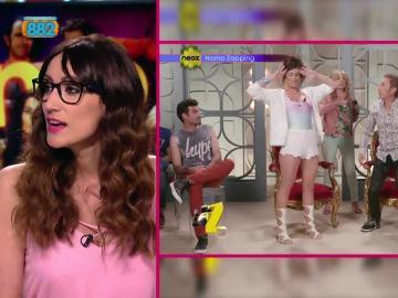 Ana Morgade será tronista en su cameo en Homo Zapping