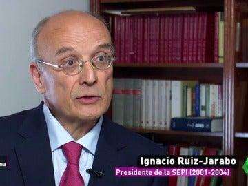 """Ignacio Ruiz Jarabo: """"Rato era un gran ministro, cumplió su tarea magníficamente pero como persona dirán los jueces"""""""