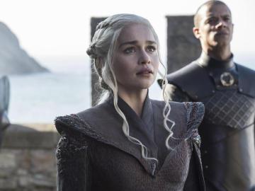 Daenerys Targeryen en la séptima temporada de 'Juego de Tronos'