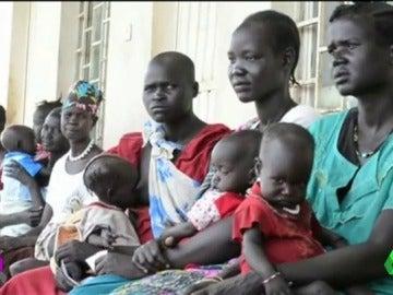 La OMS revisa los protocolos de vacunación tras la muerte de 15 niños en Sudán del Sur