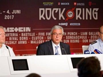 Se reanuda el festival 'Rock am Ring'