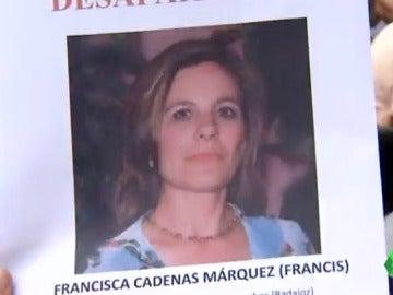 """Frame 48.899986 de: Nueva búsqueda para encontrar a Francisca Cadenas: """"La angustia se va aumentando a medida que pasan los días"""""""