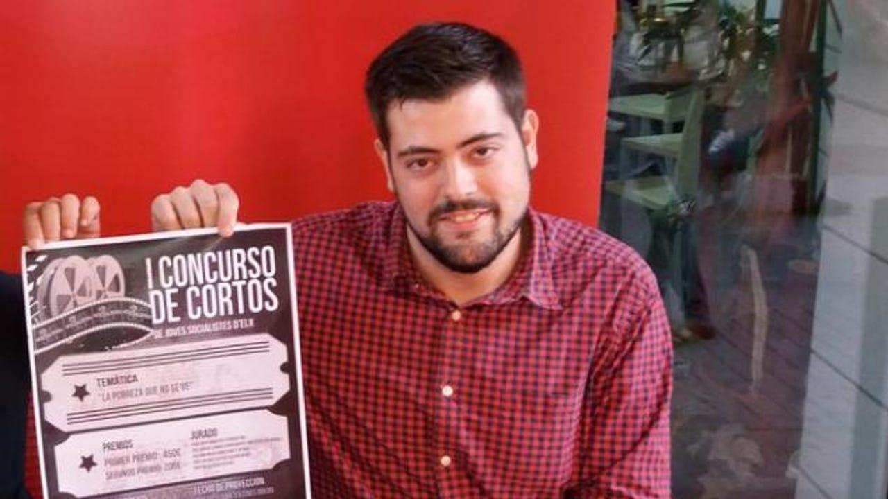 El líder de Juventudes Socialistas de Elche detenido