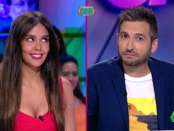 Cristina Pedroche y Frank Blanco
