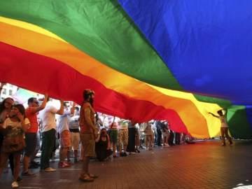 Plaza del Rey, el escenario cultural del Orgullo LGTB