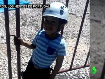 Rodrigo, víctima