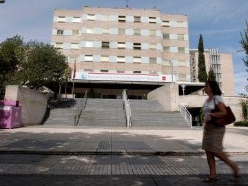 Fachada del Hospital Gregorio Marañón