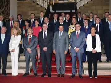 Jurado Premio Princesa de Asturias