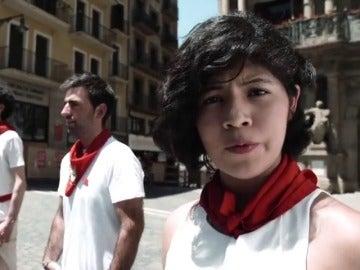 """""""En San Fermín el 'no' sigue siendo 'no'"""", la campaña de Pamplona para Sanfermines"""