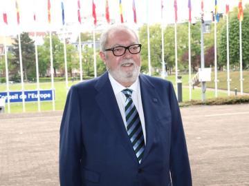 El senador 'popular' Pedro Agramunt