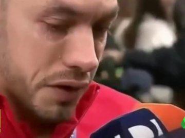 Marcelo Díaz, tras la final de la Copa Confederaciones