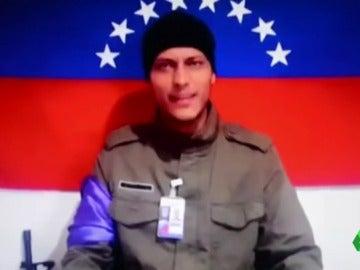 Piloto que atacó edificios del Gobierno de Venezuela desde un helicóptero