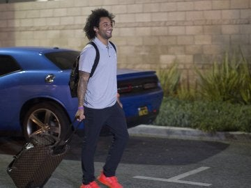 Marcelo en Los Ángeles