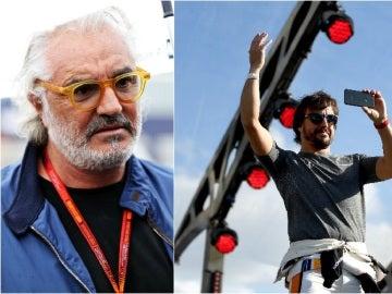 Briatore habla sobre Fernando Alonso