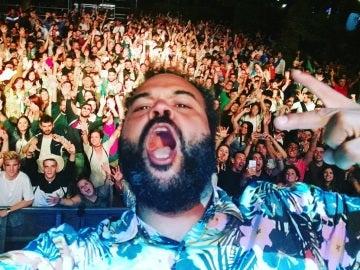 Carlos Jean en el festival Portamérica