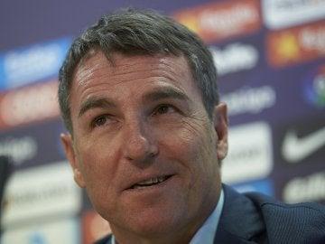 Robert Fernández, director técnico del Barcelona