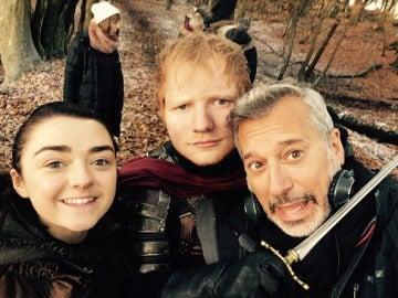 Ed Sheeran aparece en 'Juego de Tronos' dividiendo a los fans de la serie