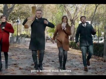 """""""Otra vez el PP va a gobernar"""", la canción de El Intermedio que hizo tributo al nuevo Gobierno de Rajoy"""