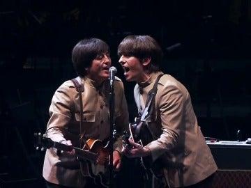 Los Beatles, más vivos que nunca desde 1980: así es y actúa la banda tributo que triunfa en todo el mundo