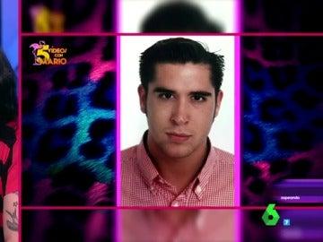 Mario Vaquerizo de joven