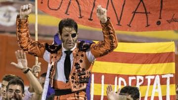 El torero Juan José Padilla