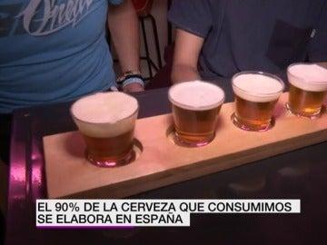 Cervezas artesanales con sabores diferentes y envejecidas en barricas de roble: el sector cervecero español se inclina por el mercado gourmet