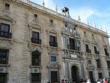 Imagen de Archivo de la Audiencia Provincial de Granada.