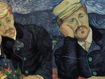 'Loving Vincent', la película realizada a base de cuadros de Van Gogh y que narra su vida