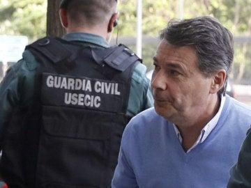 El expresidente de la Comunidad de Madrid, Ignacio González