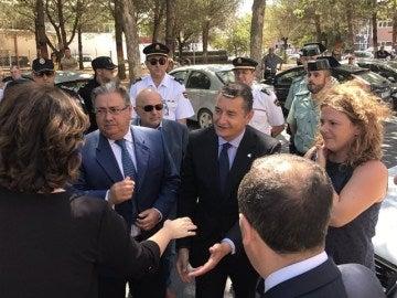 El ministro de Interior, en Ronda