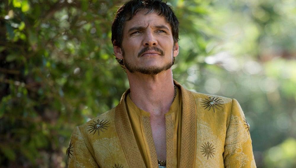 Príncipe Oberyn en Juego de Tronos