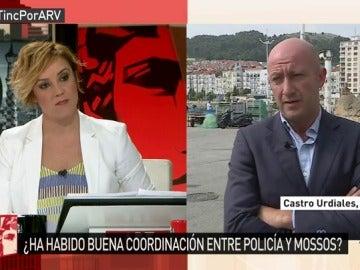 Ramón Cosío, portavoz del Sindicato Unificado de Policía