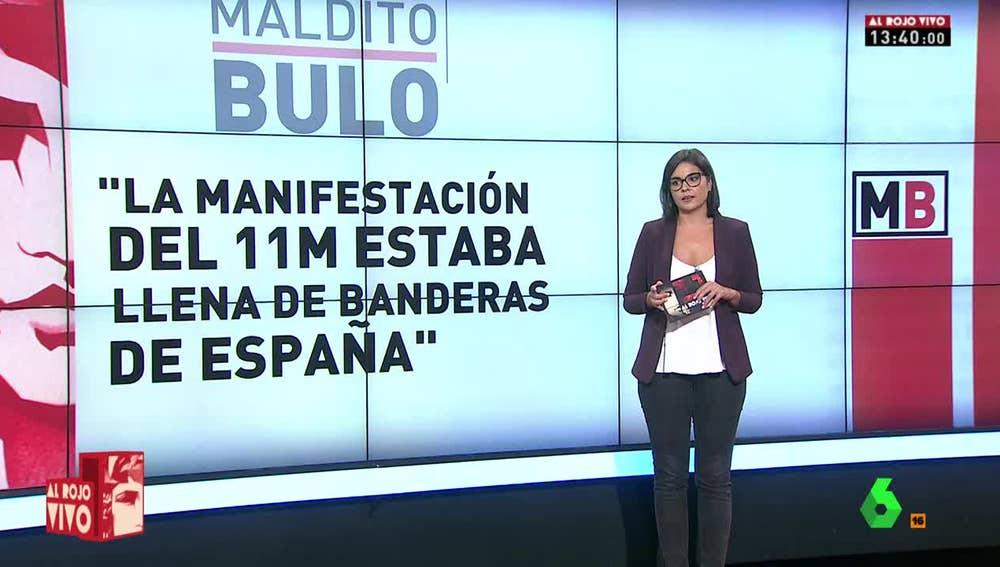 Maldito Bulo y la manifestación por el 11M
