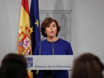 Soraya Sáenz de Santamaría