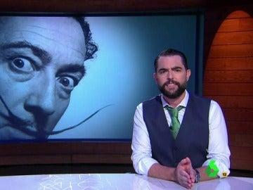 Dani Mateo habla de Salvador Dalí en El Intermedio