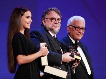 Guillermo del Toro gana el León de Oro en el Festival de Venecia