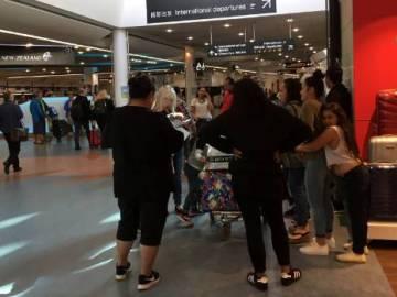 Unos 2.000 pasajeros de Air New Zealand, afectados por las cancelaciones