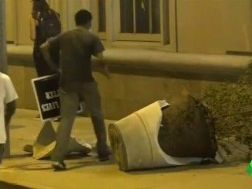 Nueva oleada de protestas raciales deja 80 detenidos en Misuri