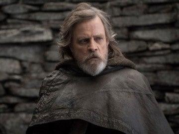 Mark Hamill como Luke Skywalker